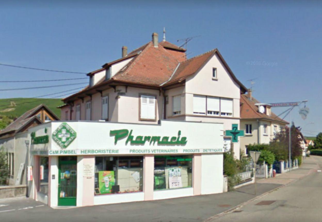 pharmacien h  f alsace